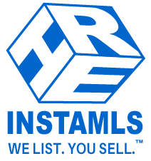 InstaMLS Flat Fee MLS Logo